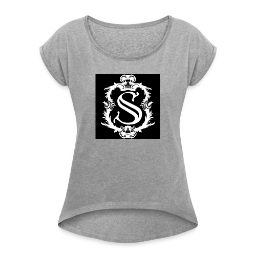 salvatore's - Women's T-Shirt with rolled up sleeves