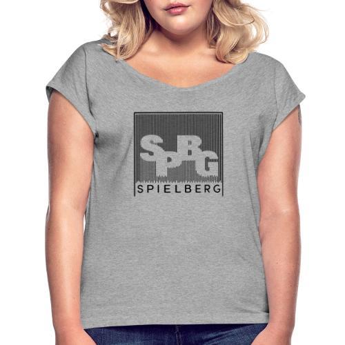 Spielberg 2018 - Frauen T-Shirt mit gerollten Ärmeln