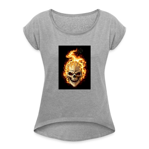 OR bag - Women's T-Shirt with rolled up sleeves
