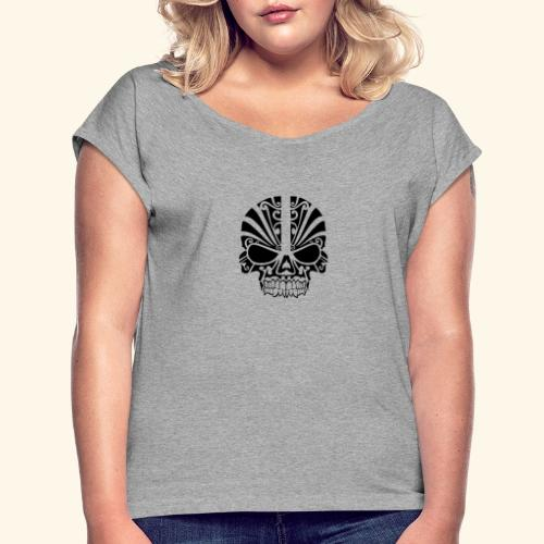 son's of freedom - Dame T-shirt med rulleærmer