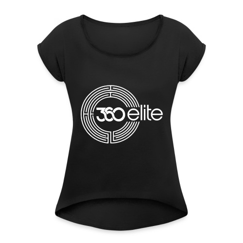 360 Elite - Women's T-Shirt with rolled up sleeves
