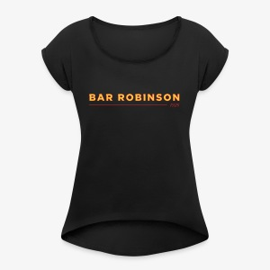 Bar Robinson 1926 - Women's T-shirt with rolled up sleeves