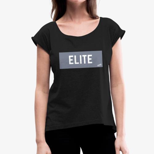 Elite: Mad minds - Maglietta da donna con risvolti