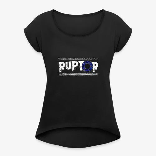 Ruptor - T-shirt à manches retroussées Femme