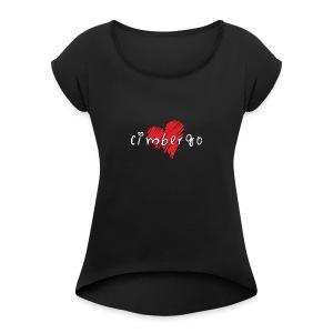 Amo Cimbergo - Maglietta da donna con risvolti