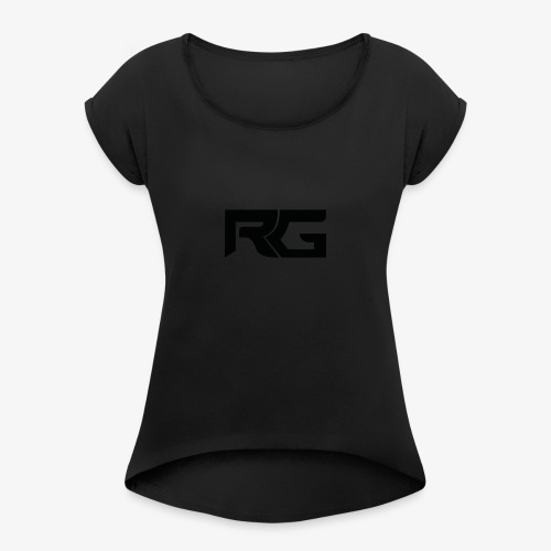 Revelation gaming - Women's T-shirt with rolled up sleeves