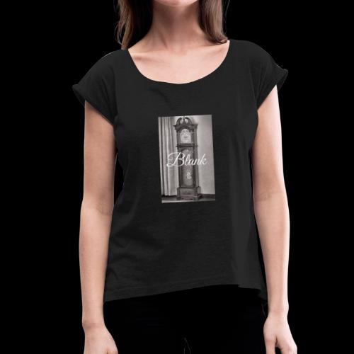 (Clockwork) - Women's T-Shirt with rolled up sleeves