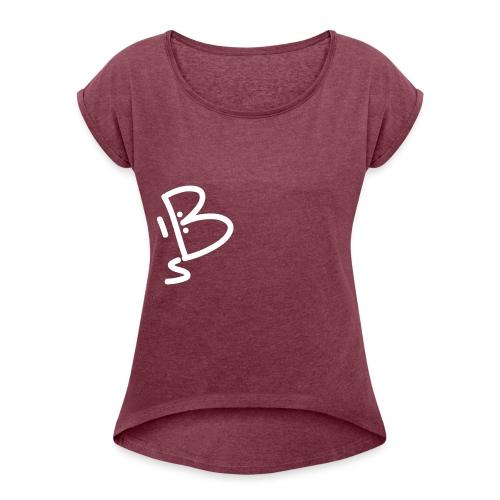.Basta-Stereotipi. Modern 1 - Maglietta da donna con risvolti