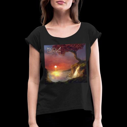 Dimhall Serenity - Women's T-Shirt with rolled up sleeves