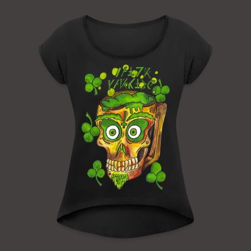 St Patrick - T-shirt à manches retroussées Femme