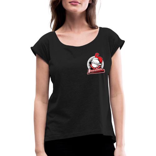 Guardians basique - T-shirt à manches retroussées Femme