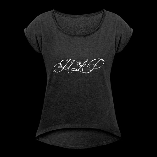 IMG 0233 - Women's T-Shirt with rolled up sleeves