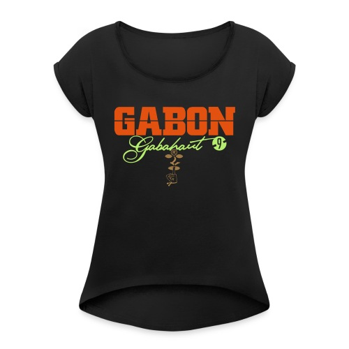GABON Gabahaut OK 3c - T-shirt à manches retroussées Femme
