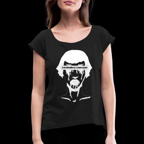 TMC Tears edition - T-shirt à manches retroussées Femme