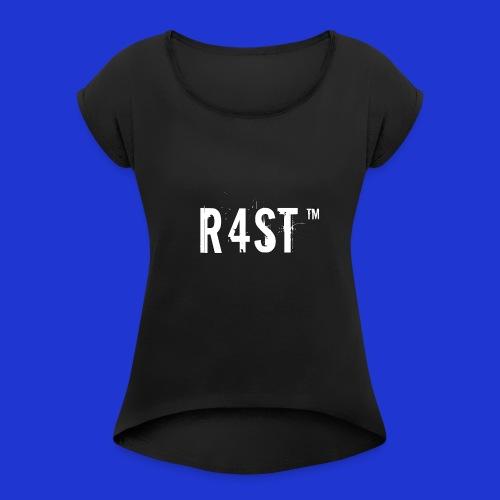 Maglietta ufficiale R4st - Maglietta da donna con risvolti