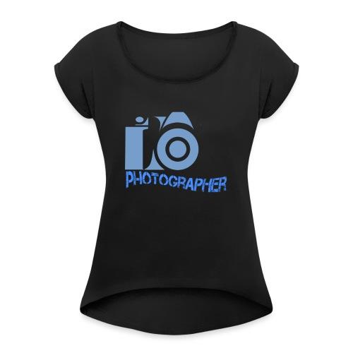 Photographer - Maglietta da donna con risvolti