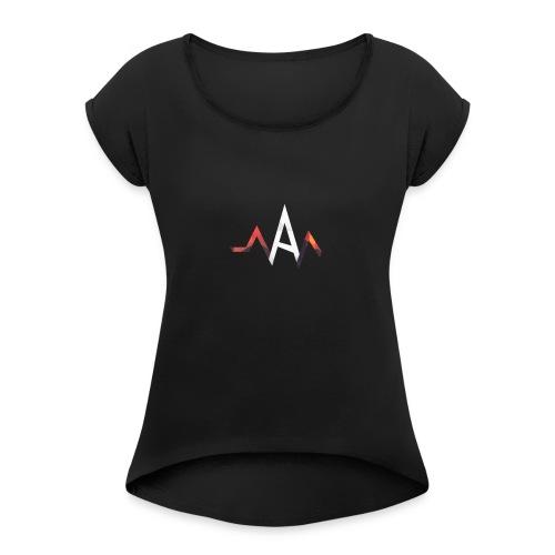 Estasi Sport t-shirt - Energy - Maglietta da donna con risvolti