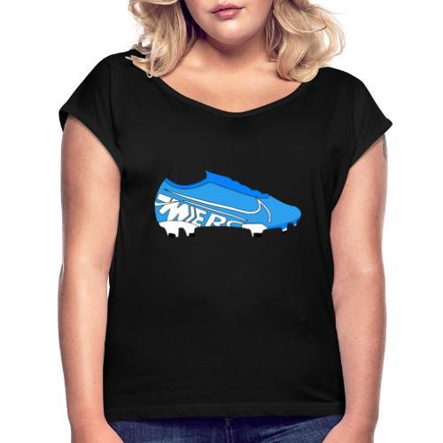 MERCURIAL VAPOR XIII ELITE - Camiseta con manga enrollada mujer