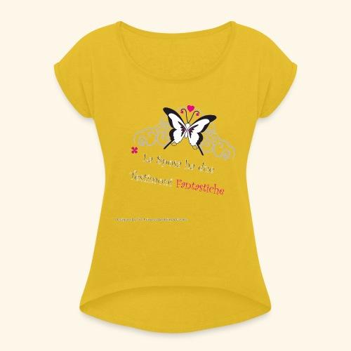 Testimoni Nozze - Maglietta da donna con risvolti