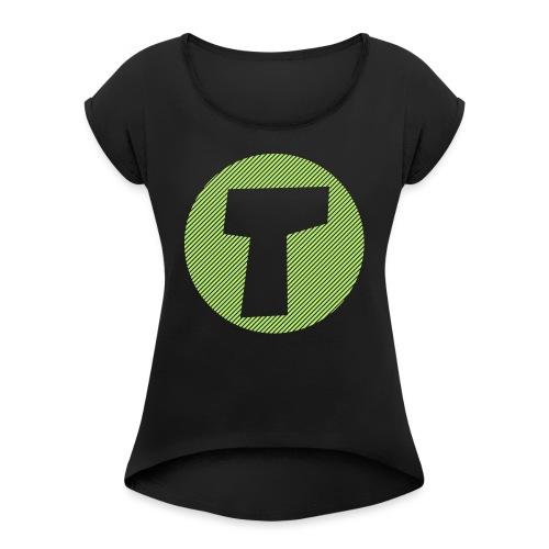 VOCATIONNEL SHALOM 2018 - T-shirt à manches retroussées Femme