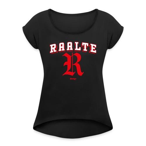 Batzer Salland Series Raalte - Vrouwen T-shirt met opgerolde mouwen