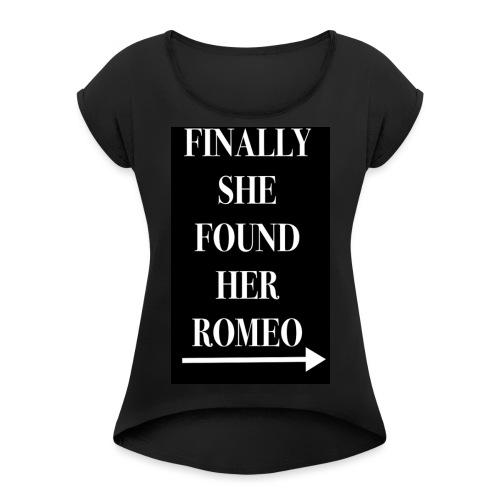 bachelor party funny gift wedding girls geschenk - Frauen T-Shirt mit gerollten Ärmeln