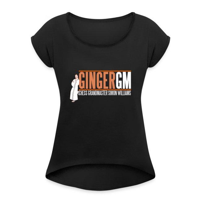 Ginger GM White Logo