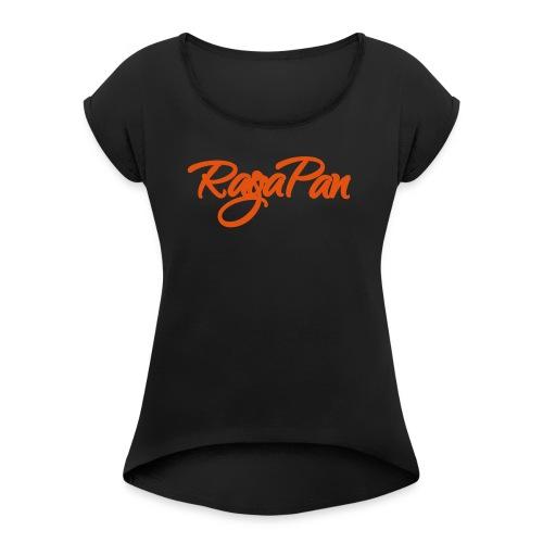 RAGAPAN - T-shirt à manches retroussées Femme
