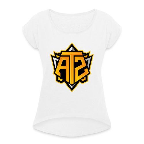 ATZ eSports - Dame T-shirt med rulleærmer