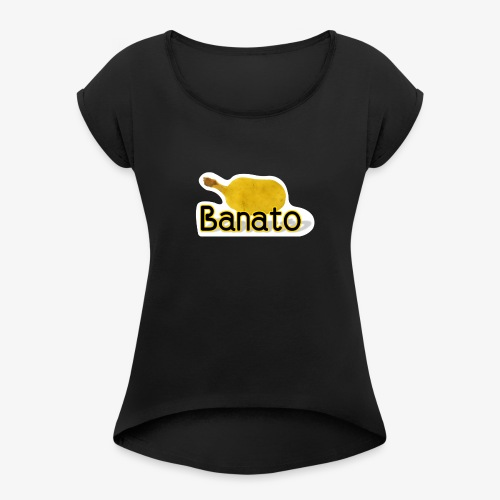 Banato - Women's T-Shirt with rolled up sleeves