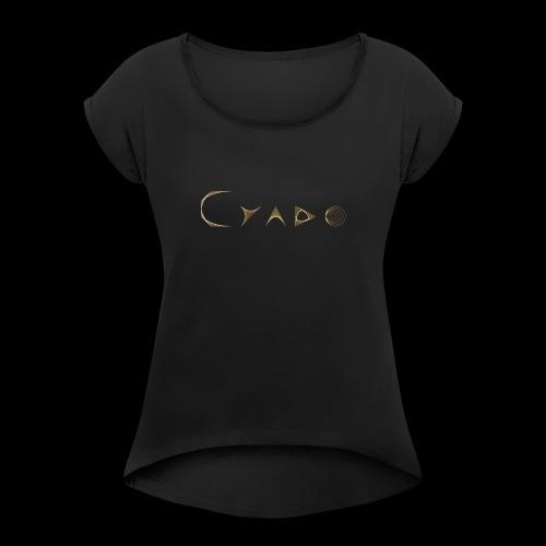 Logold - T-shirt à manches retroussées Femme
