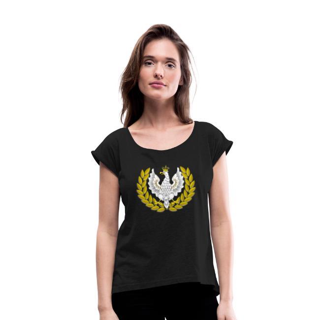 Koszulka patriotyczna Orzeł II RP Wieniec