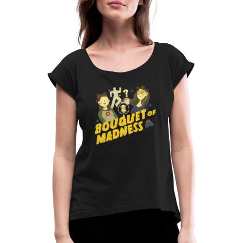Bompleanno! - Maglietta da donna con risvolti
