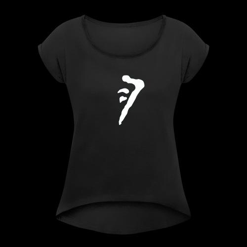 Marque de Caïn - Supernatural - T-shirt à manches retroussées Femme