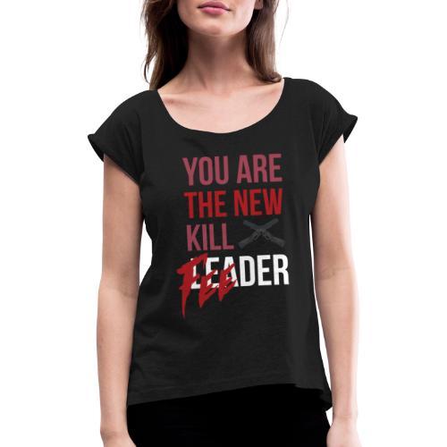 Apex Legends - KillFeeder - Fanart - T-shirt à manches retroussées Femme