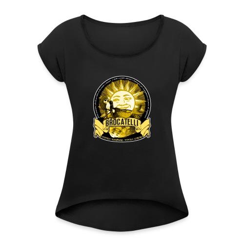 T-Shirt PESCATORE - Maglietta da donna con risvolti