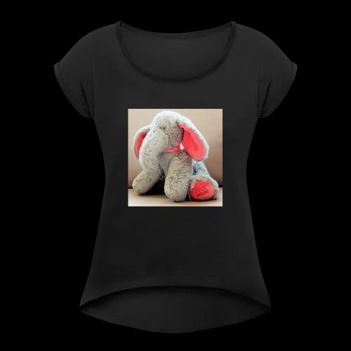 BF Maman 2 - T-shirt à manches retroussées Femme