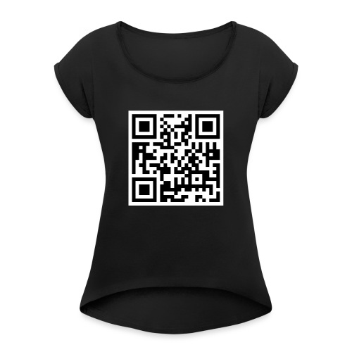 Thilow Taugt Kaputzenpulli (Flyness Edition) - Frauen T-Shirt mit gerollten Ärmeln