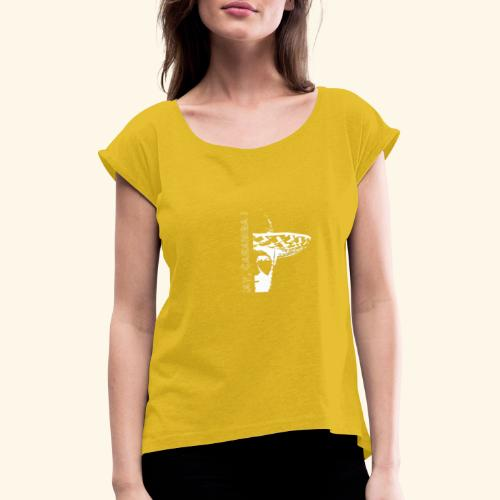 Ay caramba ! - T-shirt à manches retroussées Femme