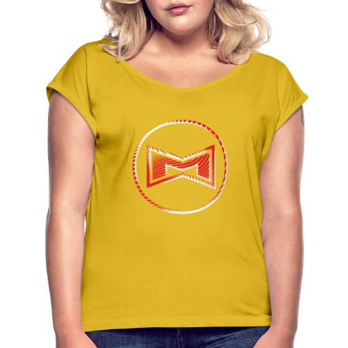 M Wear - Mean Machine Original - Women's T-Shirt with rolled up sleeves