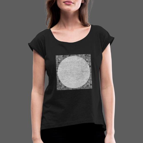 Vintage 1 Collection - Frauen T-Shirt mit gerollten Ärmeln
