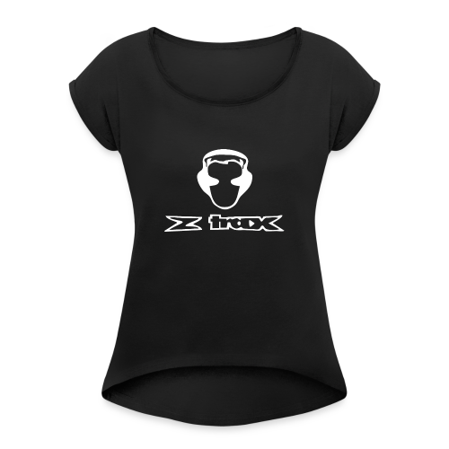 Z-Trax - Women's T-Shirt with rolled up sleeves