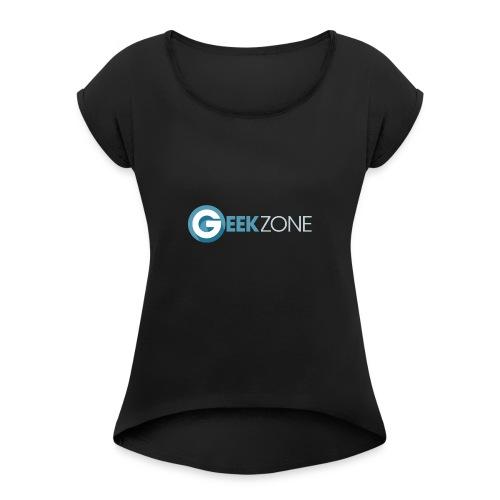 GZ - Le Classique - T-shirt à manches retroussées Femme