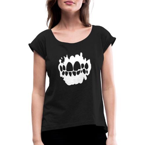 Lowlife - Inverterad - T-shirt med upprullade ärmar dam