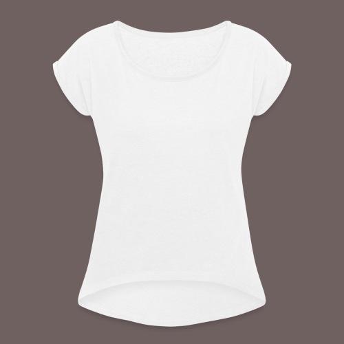 GBIGBO zjebeezjeboo - Rock - Hirondelle - T-shirt à manches retroussées Femme