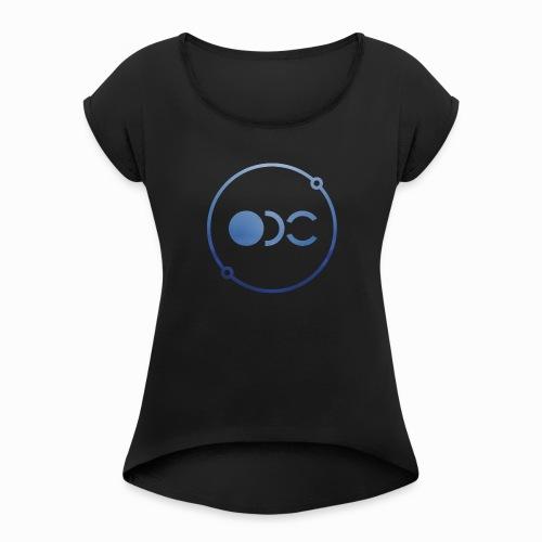 ODC C/N - T-shirt à manches retroussées Femme