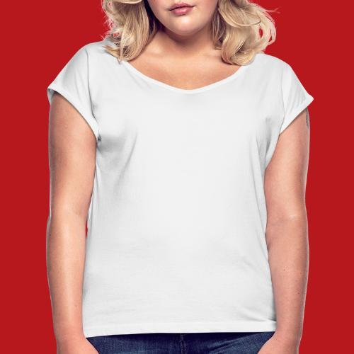 Joueur d'Ulama - T-shirt à manches retroussées Femme