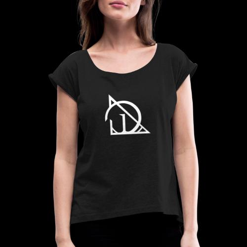 Dimhall The D - Women's T-Shirt with rolled up sleeves