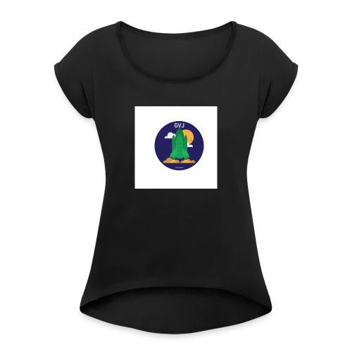 ESTABLISHED 1856 - T-shirt à manches retroussées Femme
