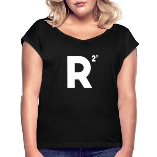 Ringer2o Signature - Women's T-Shirt with rolled up sleeves